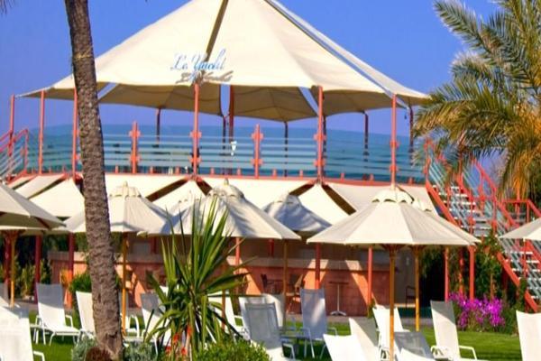 Terrasse - Regency Tunis Hotel 5* Tunis Tunisie