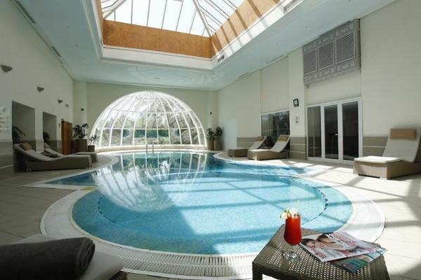 Facade - Regency Tunis Hotel 5* Tunis Tunisie