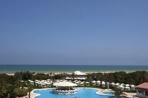 Tunisie-Tunis, Hôtel Regency Tunis Hotel