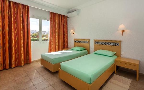 Chambre - Residence Le Corail 4* Tunis Tunisie