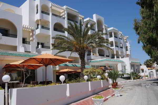 Facade - Royal Nozha 4* Tunis Tunisie