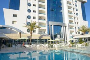 Tunisie-Tunis, Hôtel The Penthouse