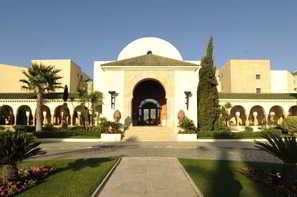 Tunisie-Tunis, Hôtel The Residence