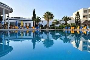 Tunisie-Tunis, Hôtel Zodiac
