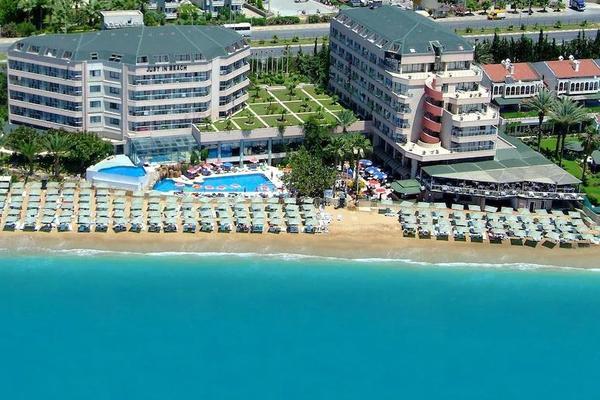 Autres - Aska Just In Beach Hotel 5* Antalya Turquie