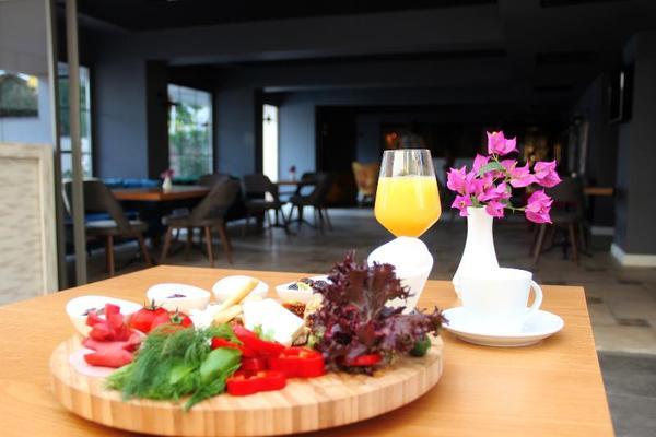 Facade - Espina Hotel 4* Antalya Turquie