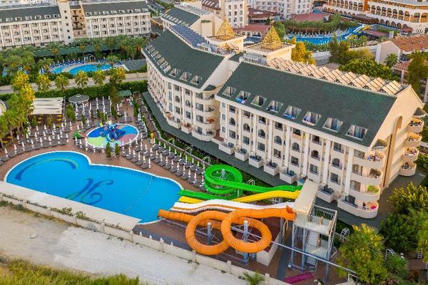 Facade - Hane Garden Hotel 4* Antalya Turquie