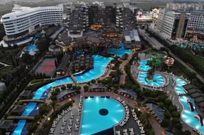 Vacances Hôtel Limak Lara De Luxe Hotel & Resort