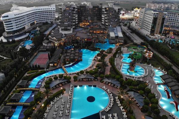 Autres - Limak Lara De Luxe Hotel & Resort 5* Antalya Turquie