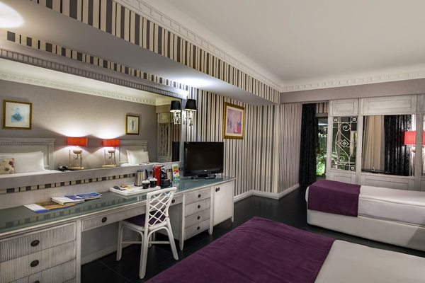 Chambre - Goddess Of Bodrum Isis Hotel 5* Bodrum Turquie