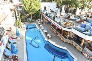 Turquie-Bodrum, Hôtel Istankoy Hotel Bodrum