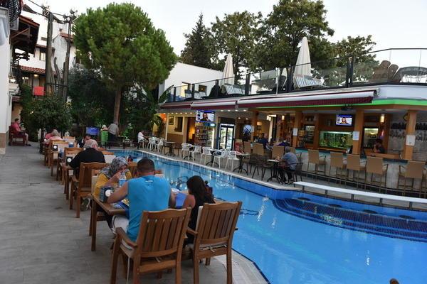 Facade - Istankoy Hotel Bodrum 2* Bodrum Turquie