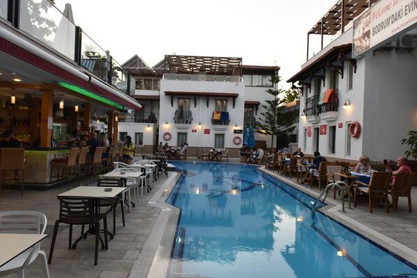 Piscine - Istankoy Hotel Bodrum 2* Bodrum Turquie