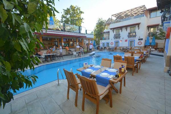 Restaurant - Istankoy Hotel Bodrum 2* Bodrum Turquie
