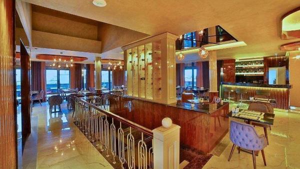 Bar - Beethoven Premium Hotel 3* Istanbul Turquie