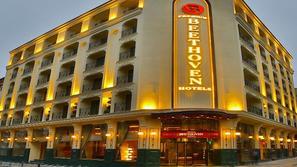 Turquie-Istanbul, Hôtel Beethoven Premium Hotel