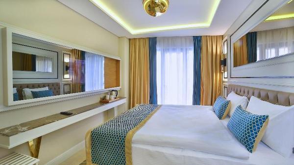 Chambre - Beethoven Premium Hotel 3* Istanbul Turquie