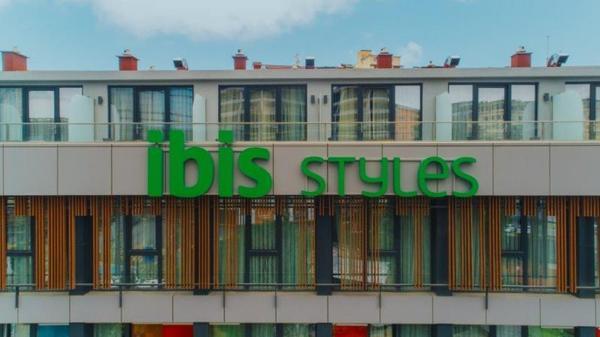 Facade - Ibis Styles Istanbul Bomonti 4* Istanbul Turquie