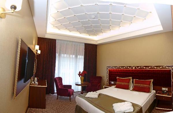 Facade - Mb Deluxe Hotel 4* Istanbul Turquie