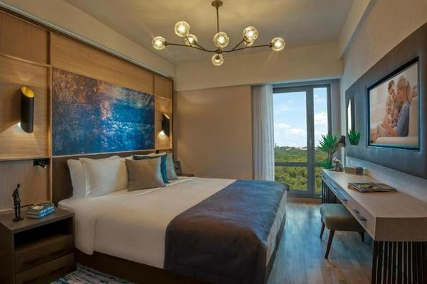 Chambre - Somerset Maslak Istanbul 4* Istanbul Turquie