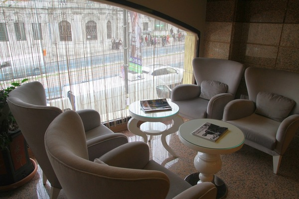Facade - The Time Istanbul Hotel 4*Sup Istanbul Turquie