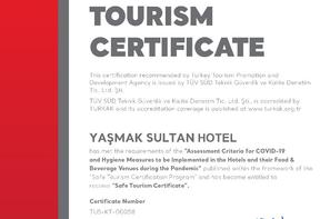 Vacances Hôtel Yasmak Sultan
