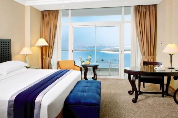 Chambre - Hôtel Beach Rotana 5* Abu Dhabi Abu Dhabi