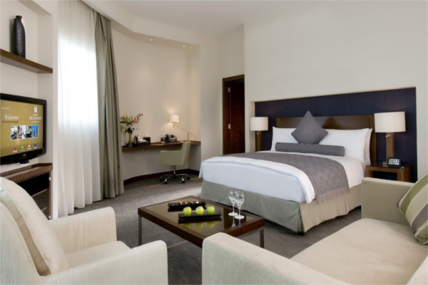 Chambre - Grand Millenium Al Wahda 5* Abu Dhabi Abu Dhabi