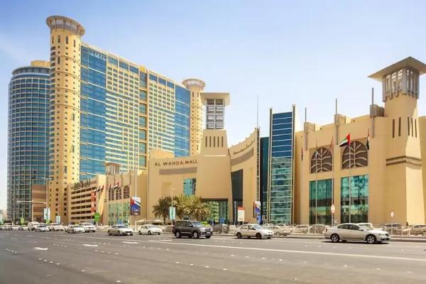 Facade - Grand Millenium Al Wahda 5* Abu Dhabi Abu Dhabi