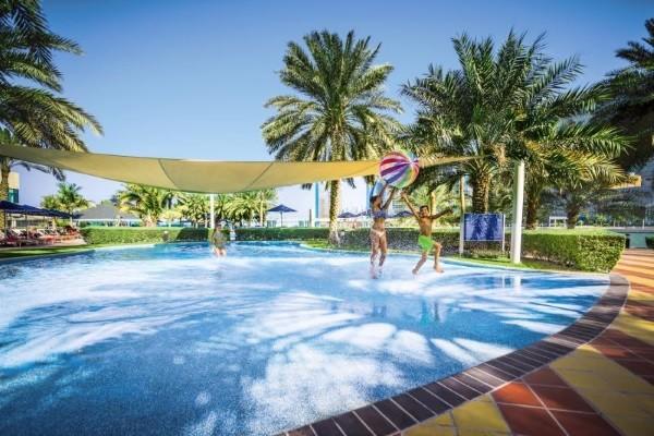 Piscine - Hôtel Beach Rotana 5* Abu Dhabi Abu Dhabi