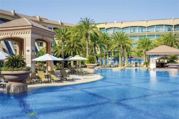 Piscine - FTI Voyages Al Raha Beach Hotel