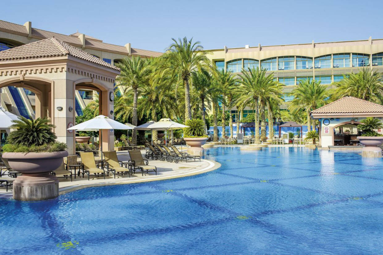 Piscine - Club FTI Voyages Al Raha Beach 5* Abu Dhabi Abu Dhabi