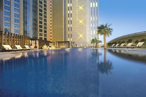 Piscine - Hôtel Sofitel Abu Dhabi Corniche 5* Abu Dhabi Abu Dhabi