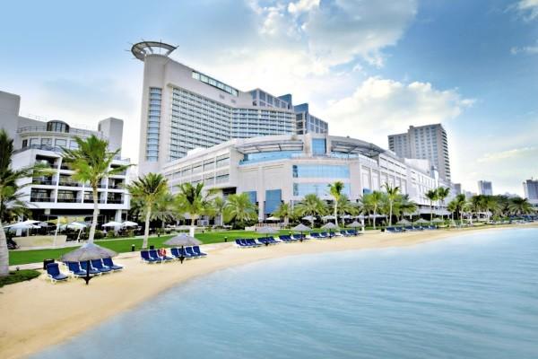 Plage - Hôtel Beach Rotana 5* Abu Dhabi Abu Dhabi