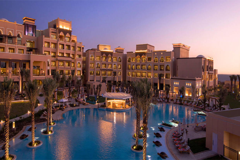 Vue panoramique - Club Kappa Club Rotana Saadiyat 5* Abu Dhabi Abu Dhabi