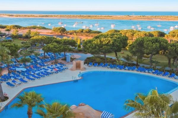 Piscine - Club Jumbo Playacartaya 4* Faro Andalousie