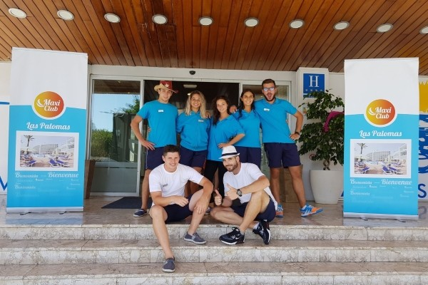 Autres - Maxi Club Palia Las Palomas 4*