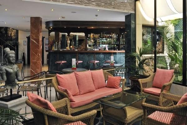 Bar - Hôtel Sol Don Marco 4* Malaga Andalousie