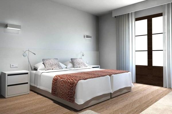 Chambre - Hôtel Globales Cortijo Blanco 3* Malaga Andalousie