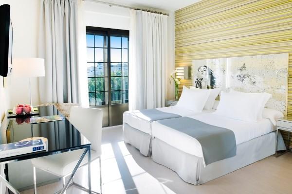 Chambre - Hôtel H10 Andalucia Plaza 4* Malaga Andalousie