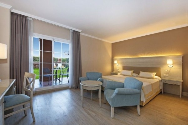 Chambre - Hôtel Iberostar Malaga Playa 4* Malaga Andalousie