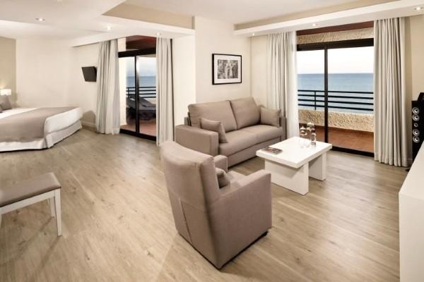 Chambre - Hôtel Melia Costa del Sol 4* Malaga Andalousie