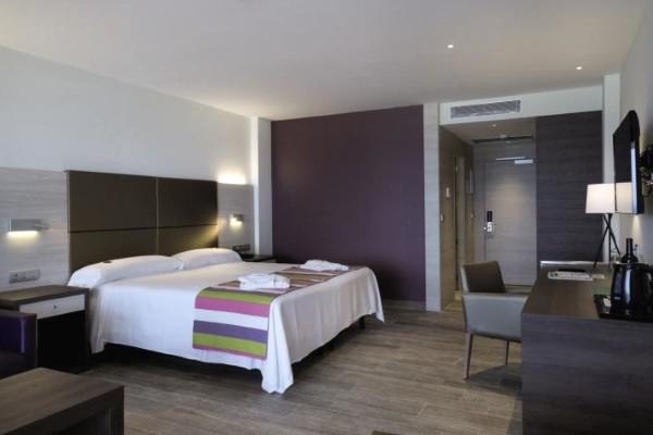 Chambre - Hôtel Pez Espada 4* Malaga Andalousie
