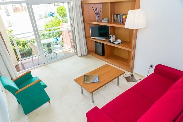Chambre - Hôtel Roc Lago Rojo 4* Malaga Andalousie