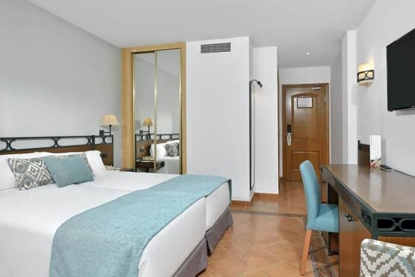 Chambre - Hôtel Sol Don Marco 4* Malaga Andalousie