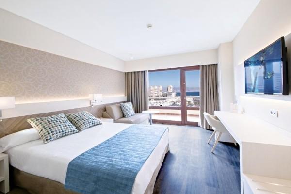 Chambre - Hôtel Sol Don Pablo 4* Malaga Andalousie