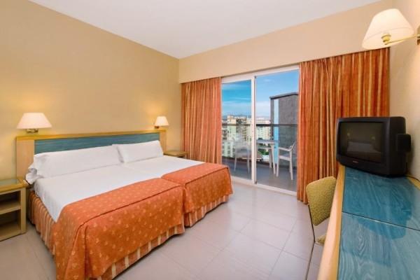 Chambre - Hôtel Sol Principe 4* Malaga Andalousie