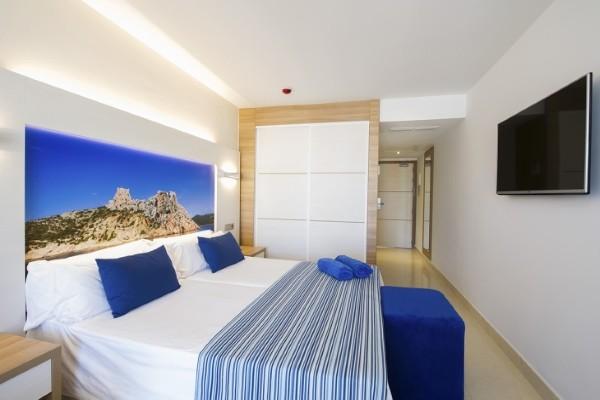 Chambre - Hôtel SplashWorld Playa Estepona 4* Malaga Andalousie