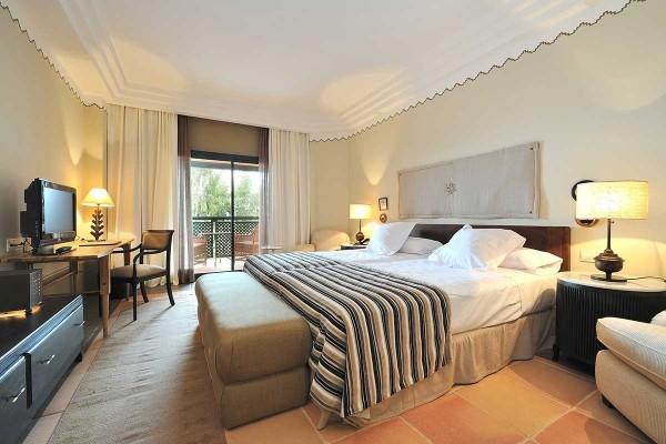 Chambre - Hôtel Vincci Estrella del mar 5* Malaga Andalousie