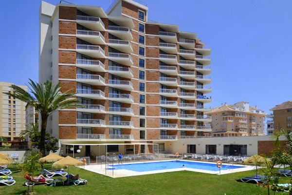 Facade - Mainare Playa 4* Malaga Andalousie